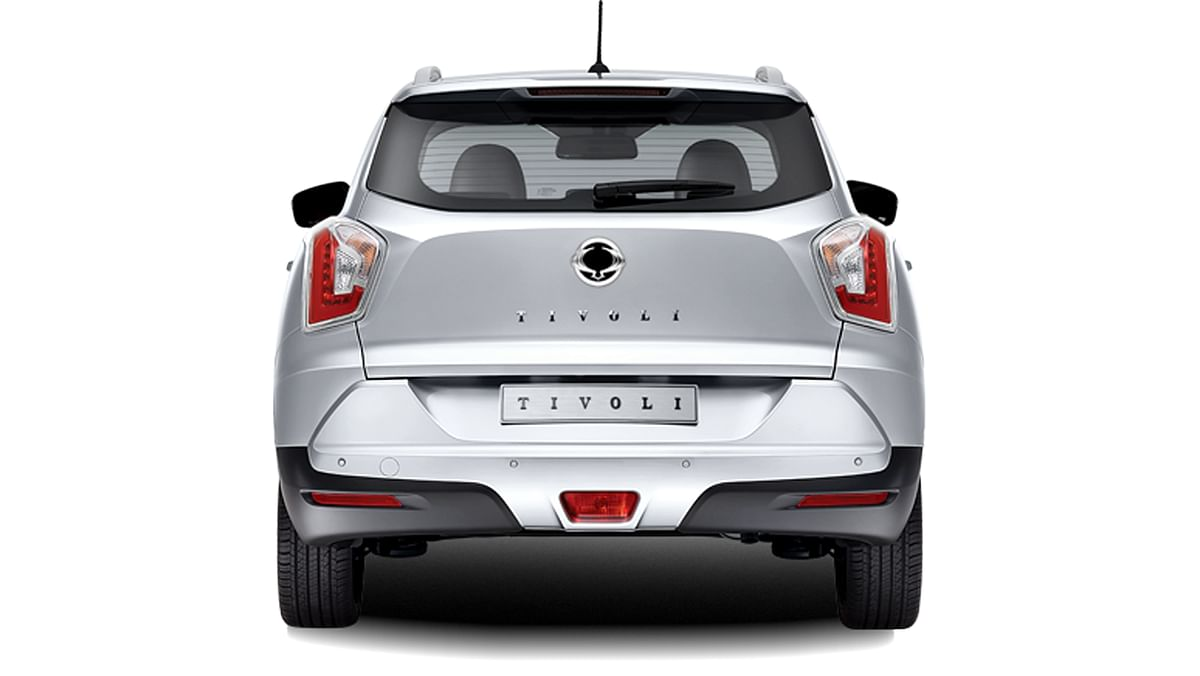 """The Ssangyong Tivoli looks beautifully aggressive from the back. (Photo Courtesy: <a href=""""http://www.smotor.com/en/SHOWROOM/tivoli/index.html"""">Ssangyong</a>)"""