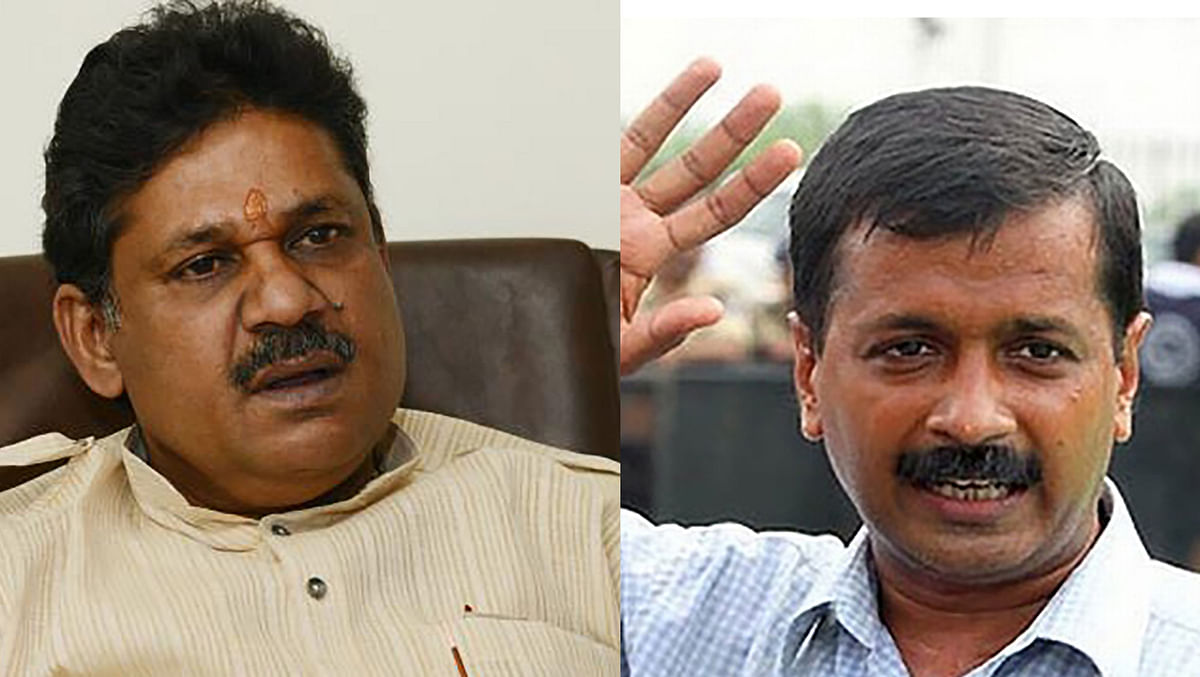 DDCA today filed defamation suits in Delhi HC against Delhi CM Arvind Kejriwal and BJP MP Kirti Azad. (Photo: <b>The Quint</b>)
