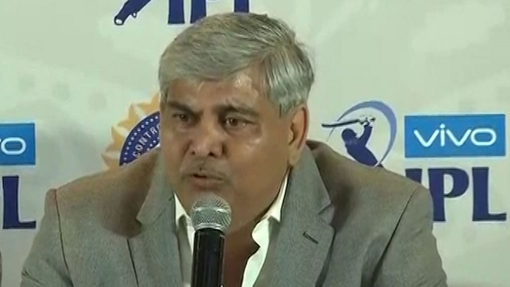 Will the BCCI President Shashank Manohar be open to the suggestions? (Photo: ANI)