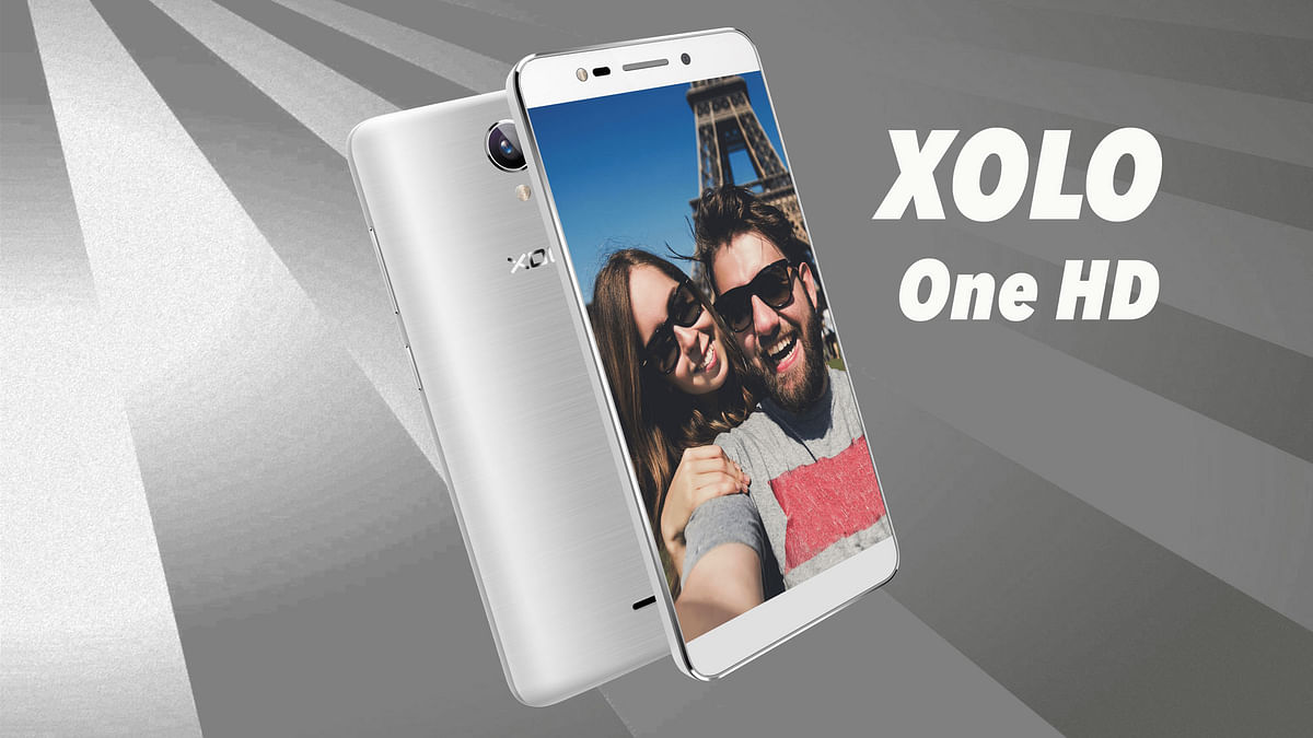 XOLO One HD to go on flash sale on Amazon India on 11th January, 2016. (Photo: <b>The Quint</b>)