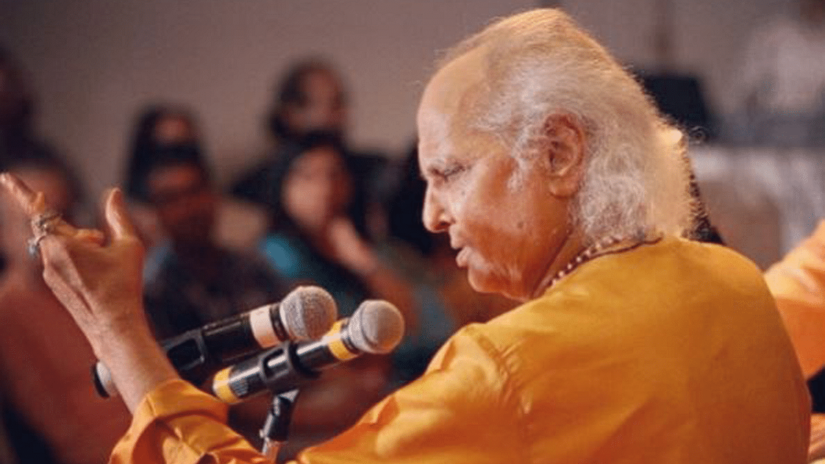 Pandit Jasraj's Sublime Music Will Always Touch the Soul
