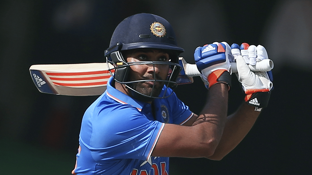 Rohit Sharma. (Photo: Reuters)