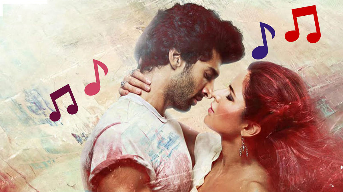The music review of <i>Fitoor</i>