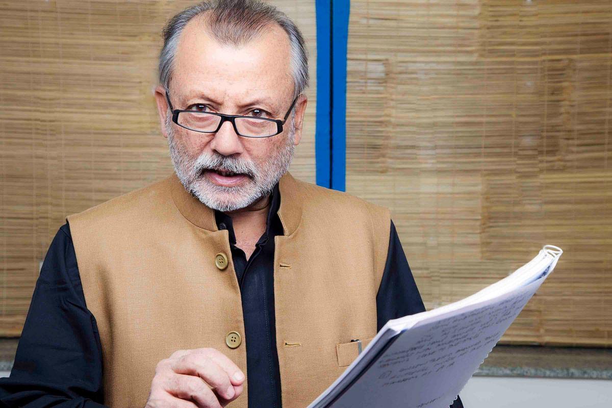 Pankaj Kapur joined the National School of Drama in Delhi at the age of 19
