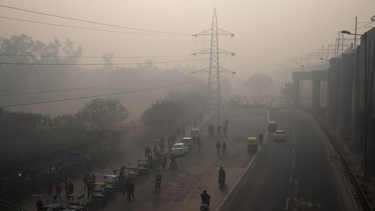 An IIT-Kanpur study could help pinpoint the sources of Delhi's air pollution. (Photo: AP)