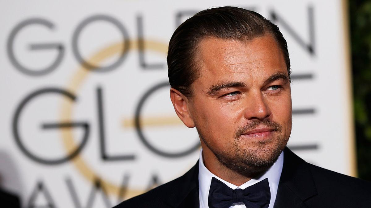 Leonardo DiCaprio wins the award for Best Actor. (Photo: Reuters)