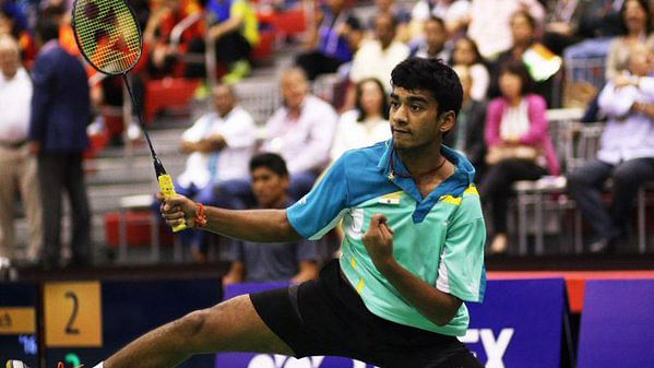 Ashmita Chaliha and Siril Verma were crowned the men's and women's singles champions in 13th South Asian Games.