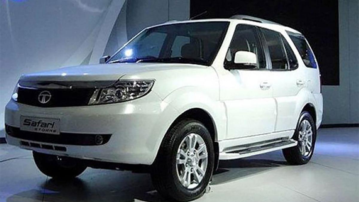 The car stolen was Tata Safari. (Photo: Reuters)