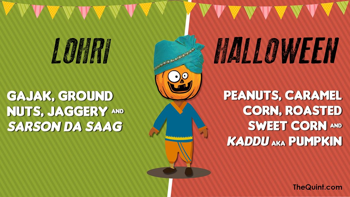 Here's How Lohri is Actually a Desi Halloween