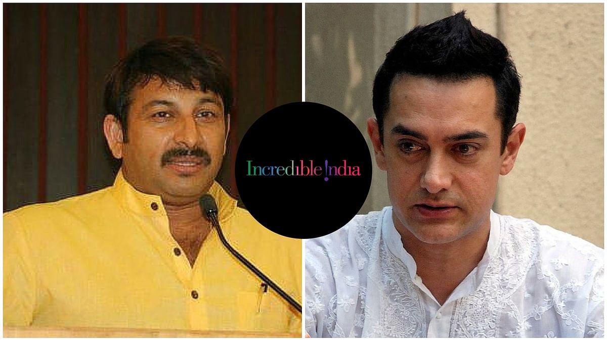 Did Tiwari really call Aamir Khan a traitor? (Photo: <b>The Quint</b>)
