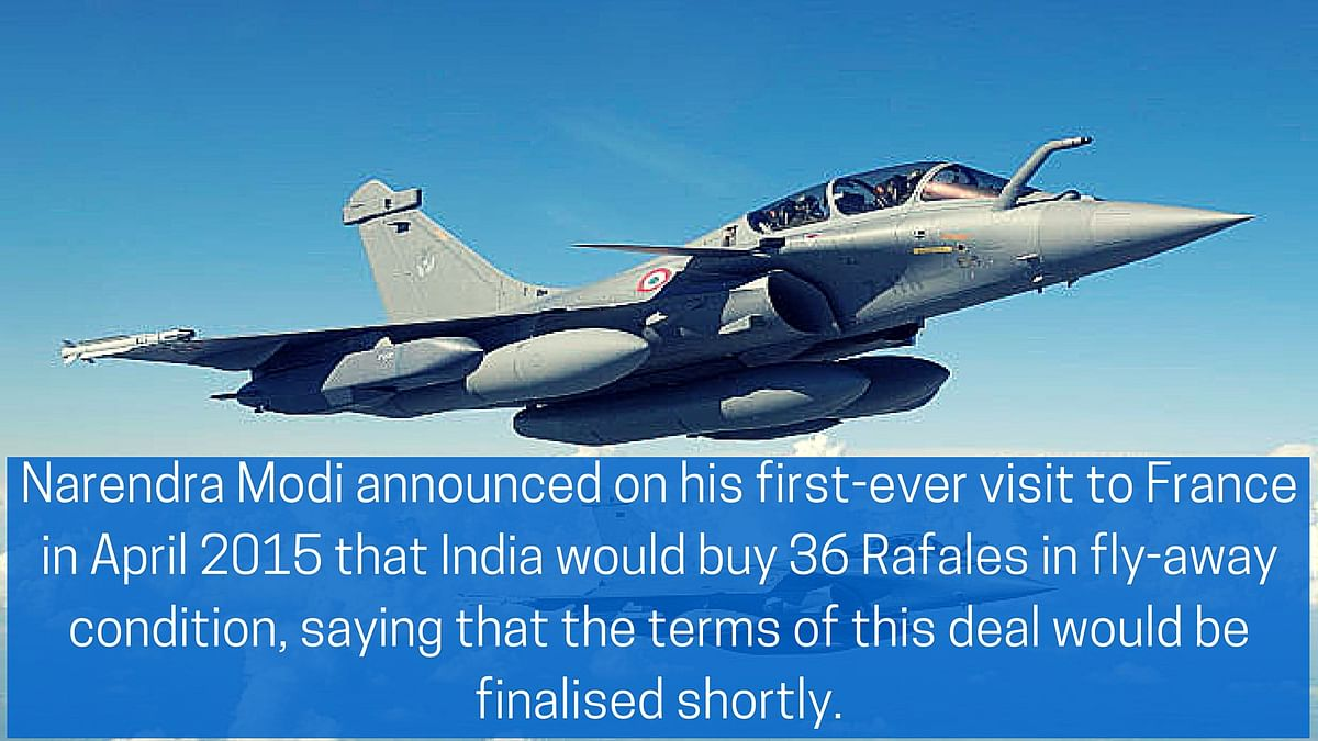 Hollande's India Visit to Set Path for Landmark Rafale Deal?