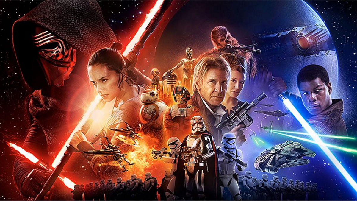 """Internationally, <i>Star Wars: The Force Awakens</i>, the seventh installment in the science fiction franchise created by George Lucas, brought its worldwide haul to $1.73 billion. (Photo: Facebook/ <a href=""""https://www.facebook.com/starwarsmovies/photos/a.487015114813216.1073741832.486379781543416/500717626776298/?type=3&amp;theater"""">Star Wars Movies</a>)"""