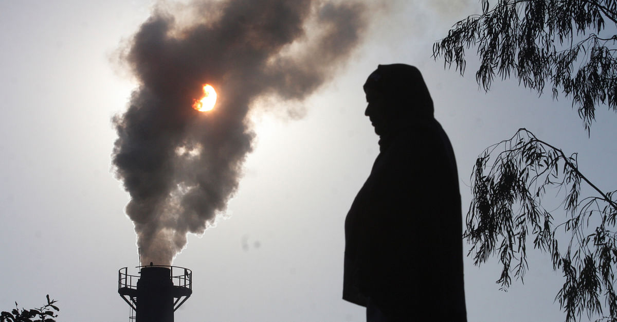 Planners need to know the extent of pollution of various contaminants, their location and source of pollutants.(Photo: Reuters)