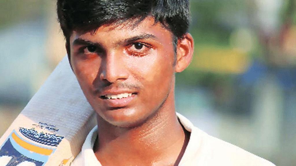 "Pranav Dhanawade. (Photo Courtesy: <a href=""https://twitter.com/KirtikarGajanan"">Gajanan Kirtikar Twitter</a>)"