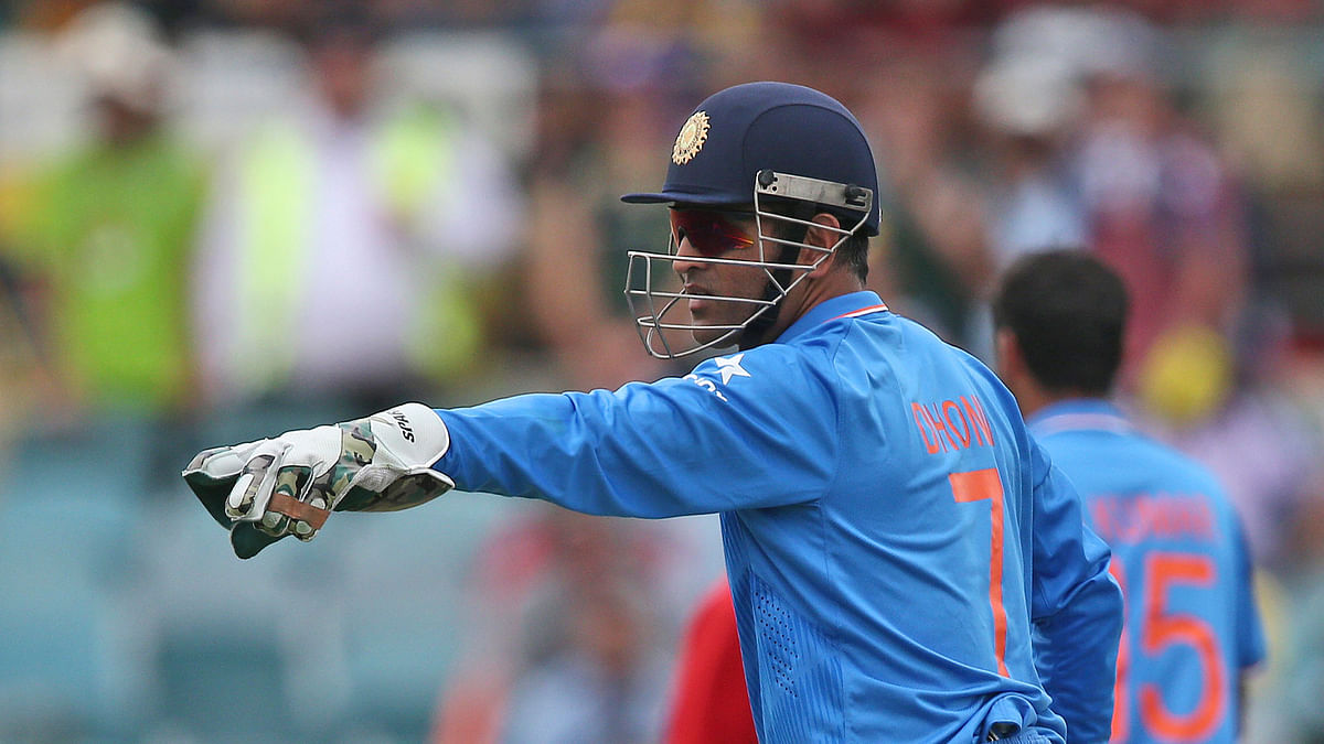 India lost the Canberra ODI by 25 runs to trail the series 4-0. (Photo: AP)