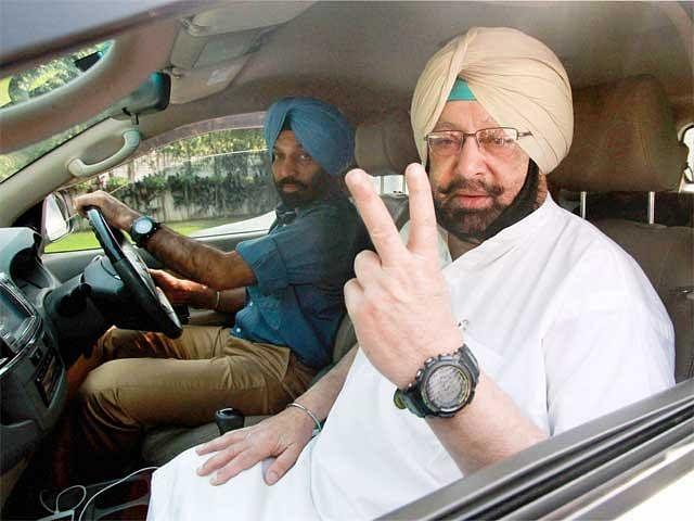 Capt Amarinder Singh has a longstanding disdain for Bajwa. (Photo: PTI)