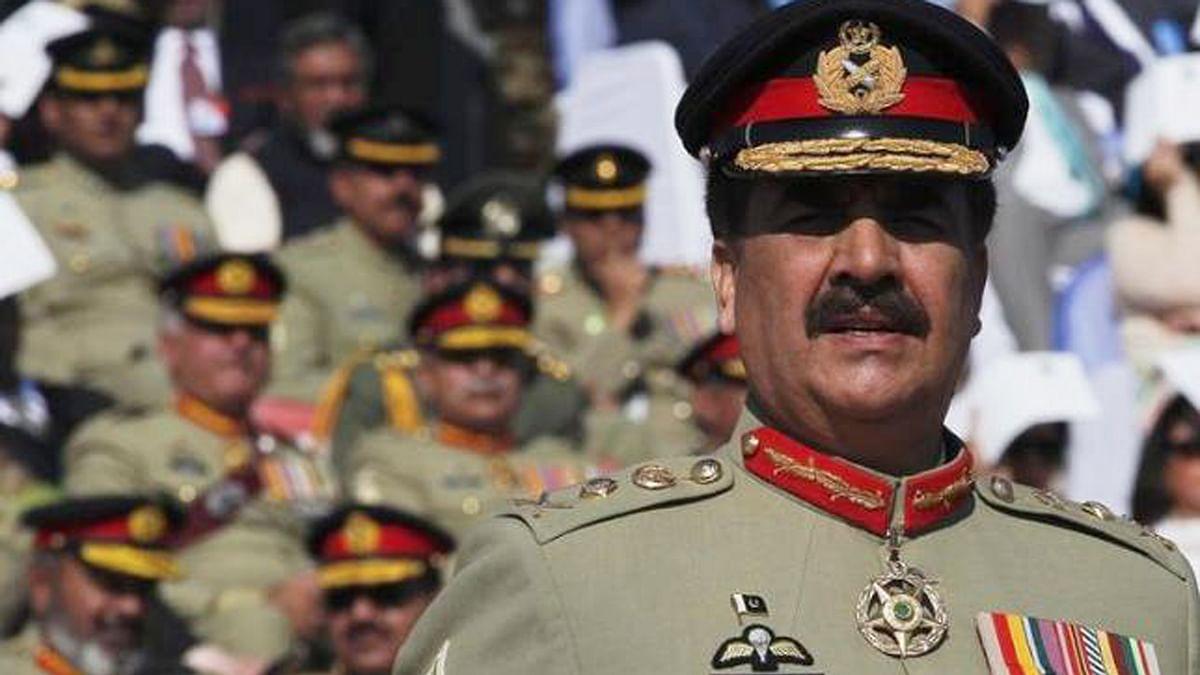 File photo of Pakistan's army chief, General Raheel Sharif. (Photo: Reuters)