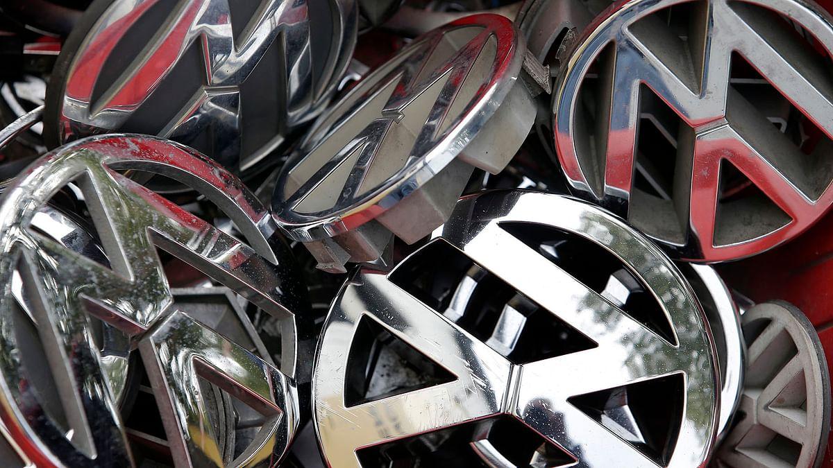 File photo of Volkswagen ornaments. (Photo: AP)