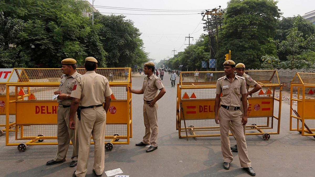 Delhi police have nabbed ISI handlers in Delhi recently. (Photo: Reuters)