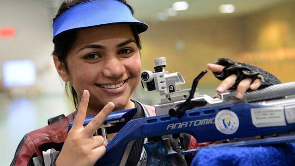 Shooters Apurvi Chandela, Anjum Moudgil Grab 2020 Olympic Berths