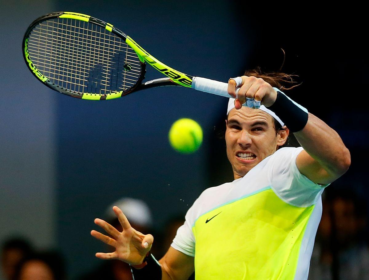 Rafael Nadal. (Photo: AP)