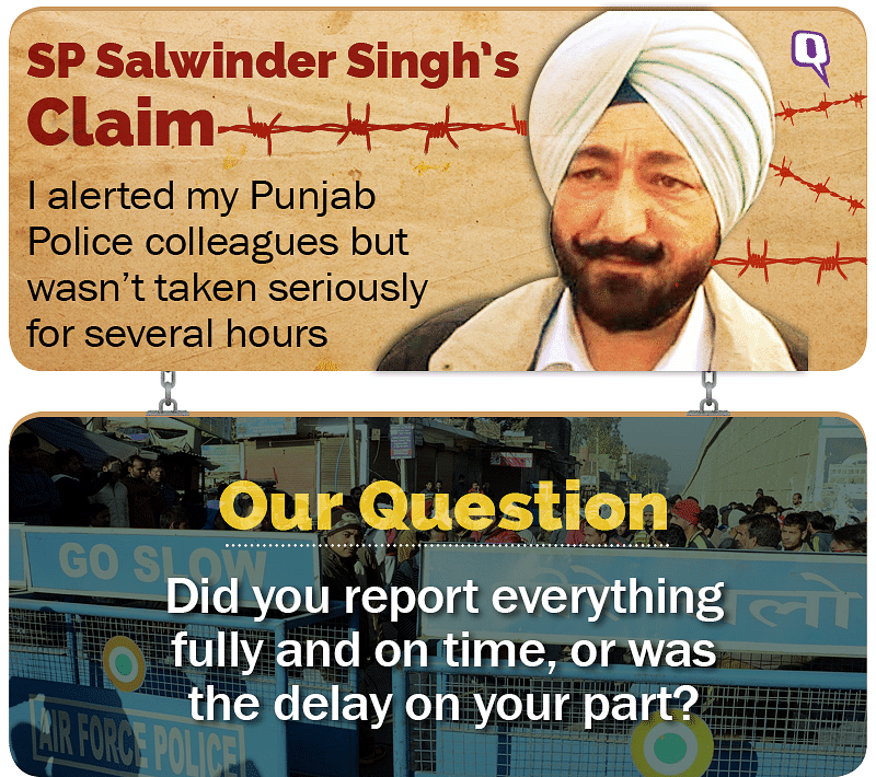 Pathankot Attack: The Curious Case of Salwinder Singh