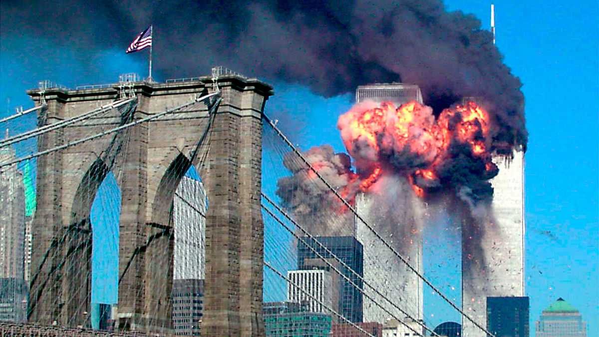 Reuters refused to call the 9/11 attackers 'terrorists'. (Photo: Reuters)