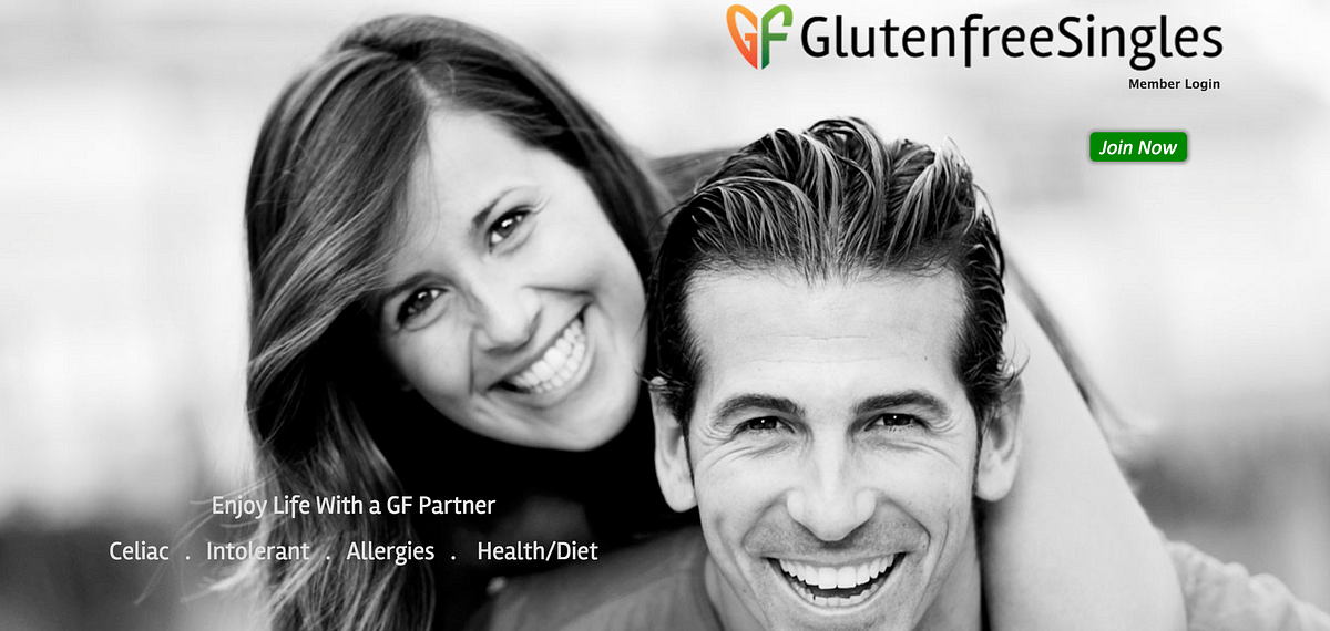 "They look incredibly happy for being Gluten-free. (Photo: <a href=""http://www.glutenfreesingles.com/"">Gluten Free Singles</a>)"