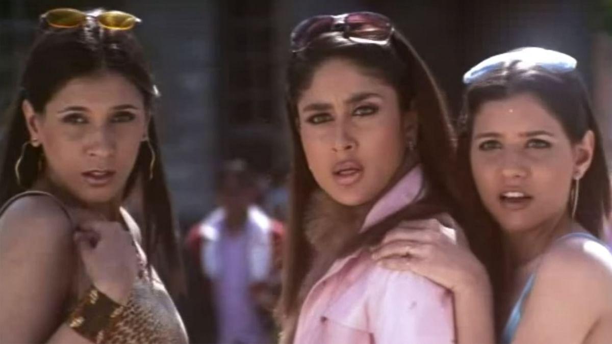 Dear NRI, <i>bura na maano,</i> but you can be a little irritating. (Photo: YouTube Screengrab of<i> Kabhi Khushi Kabhie Gham</i>)
