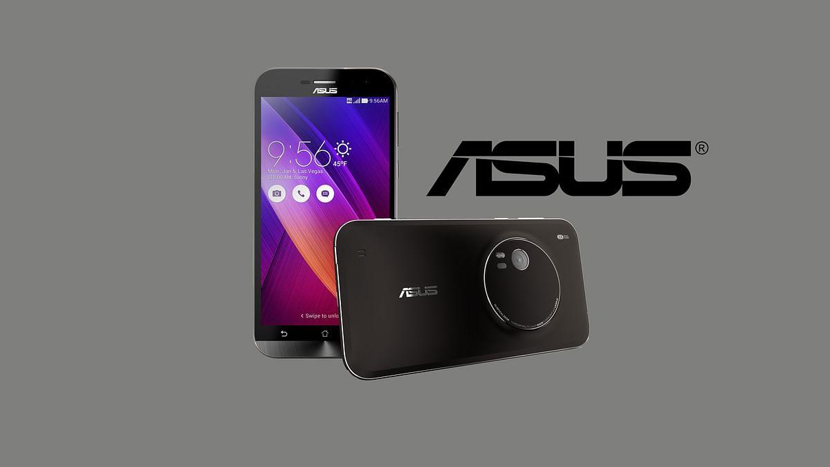 Asus Zenfone Zoom. (Photo: <b>The Quint</b>)