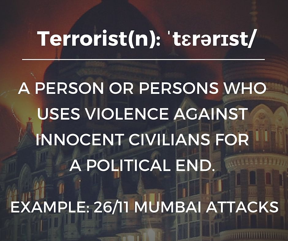 Terrorists, Gunmen, Militants: How Do We Define Acts of Violence?