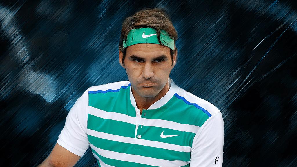 Roger Federer. (Photo: AP)