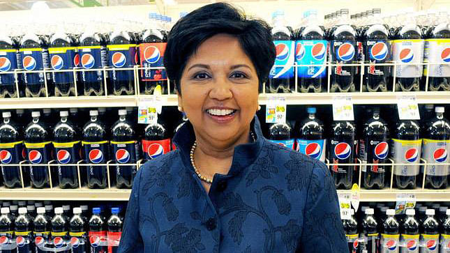 Indra Nooyi, PepsiCo Chairperson & CEO. (Photo: Reuters)
