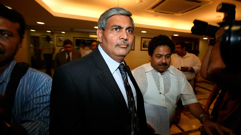 File photo of Shashank Manohar. (Photo: Reuters)