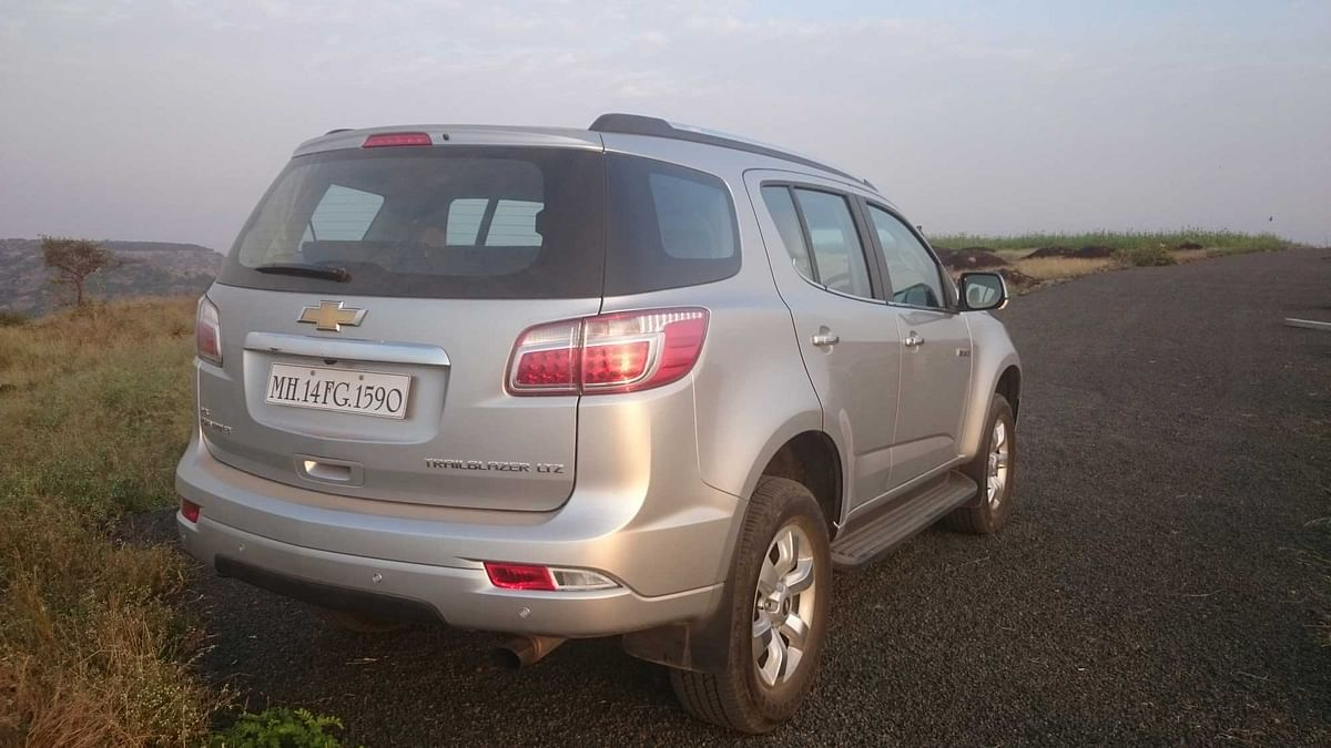 "Chevrolet Trailblazer 2.8 LTZ is not a fast SUV. (Photo: <a href=""https://www.motorscribes.com/"">MotorScribes</a>)"