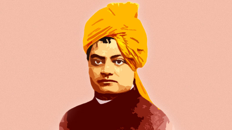 Vivekananda was adept at singing bhajans and knew musical compositions. (Photo: <b>The Quint</b>)