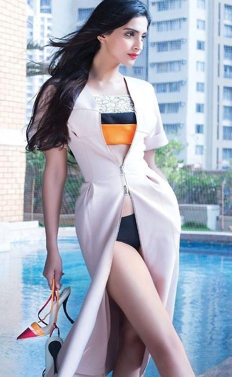 "Sonam Kapoor is all things stunning (Photo:<a href=""https://in.pinterest.com/pin/112590059412070167/""> Pinterest/MeenaIqbal</a>)"
