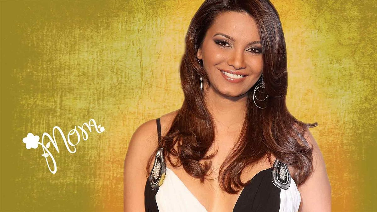 """Diana Hayden delivered a baby girl in a Mumbai hospital (Photo: Twitter/@<a href=""""https://twitter.com/contactdiana"""">@contactdiana</a>)"""