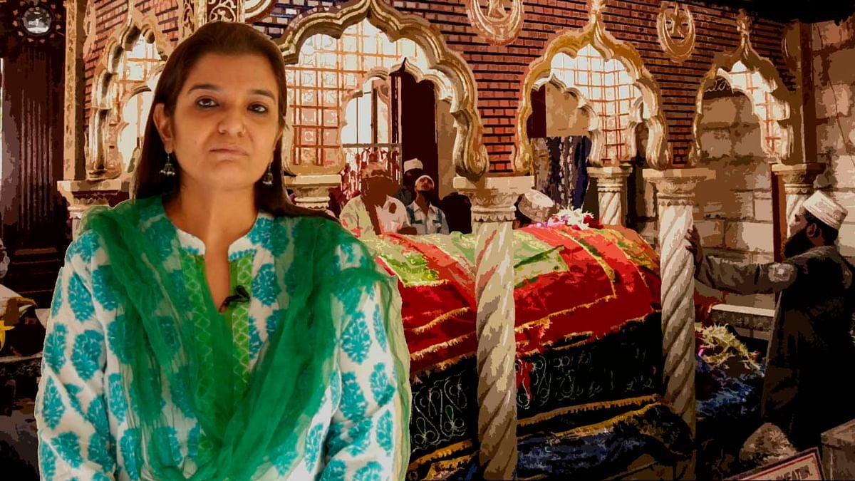 Voice of the Crusade For Women to Enter Haji Ali's Mazaar