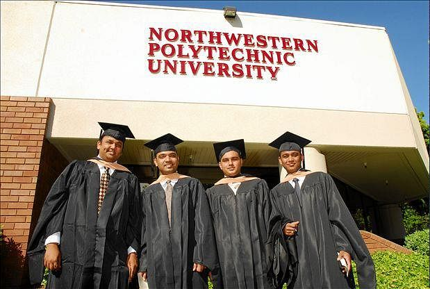 """A file photo of Indian students at NPU. (Photo Courtesy: NPU's <a href=""""https://www.facebook.com/NPUadmissions/"""">Facebook Page</a>)"""