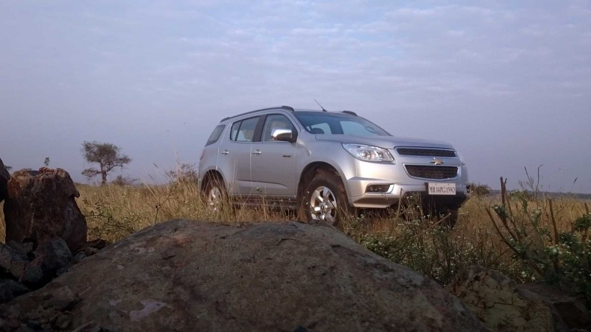 "Chevrolet Trailblazer 2.8 LTZ is massive. (Photo: <a href=""https://www.motorscribes.com/"">MotorScribes</a>)"