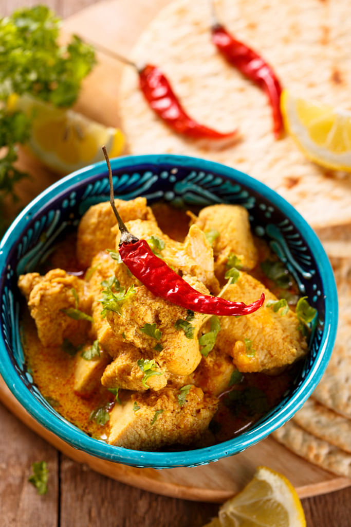 Curry is the most popular dish in Britain. (Photo: iStock)
