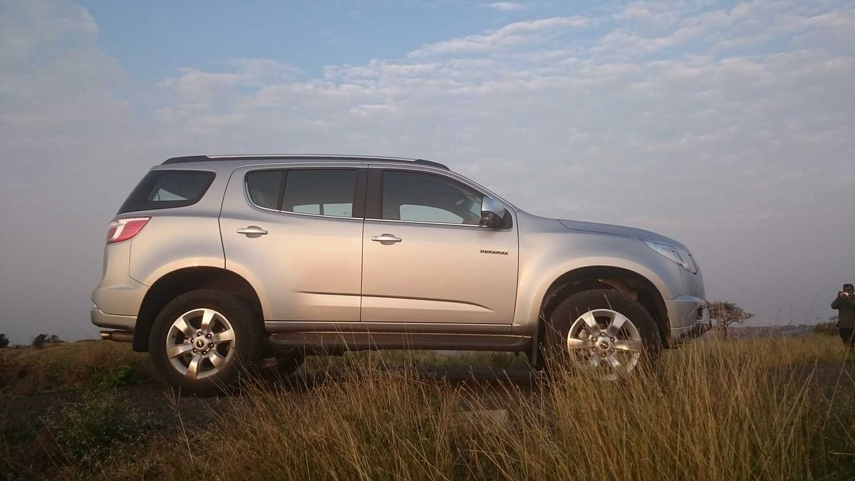 "Chevrolet Trailblazer 2.8 LTZ is a huge SUV. (Photo: <a href=""https://www.motorscribes.com/"">MotorScribes</a>)"