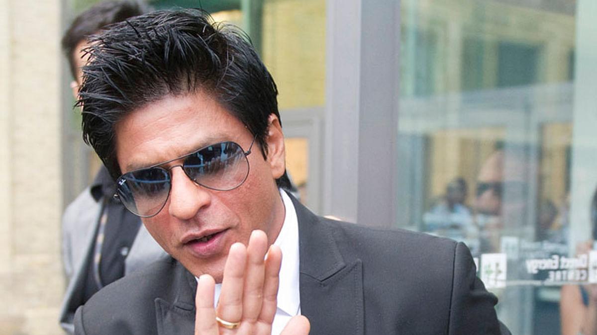 Shah Rukh Khan (Photo: Reuters)