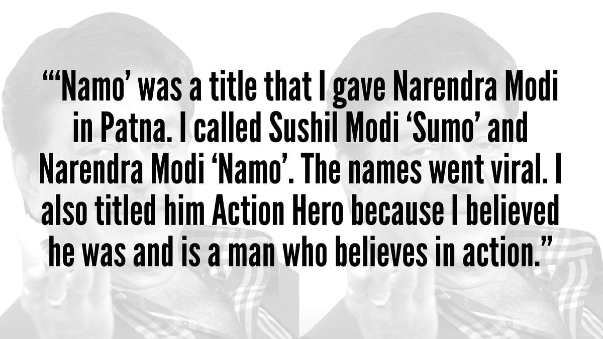 Excerpts: Shatrughan Sinha on Modi, Big B and Indira Gandhi