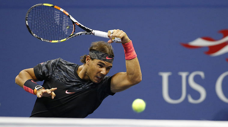 Nadal lost after being two sets to one up in the third round of the 2015 US Open. (Photo: Reuters)