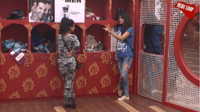 Look who have become friends: Priya and Mandana!