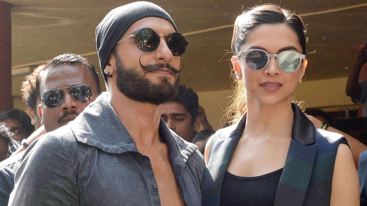 Ranveer and Deepika take a vacation to celebrate her birthday (Photo: <b>The Quint</b>/ Yogen Shah)