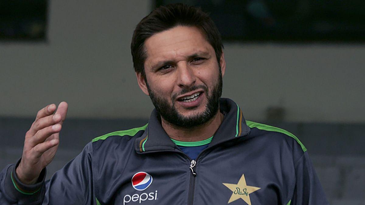 Pakistan Twenty20 captain Shahid Afridi. (Photo: AP)