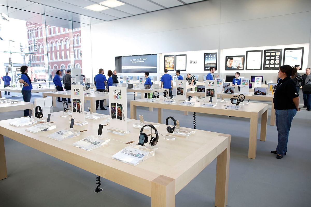 Premium Apple stores in India could soon become reality. (Photo: iStockphoto)